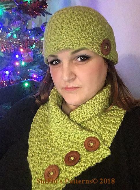 Crochet Pattern #363