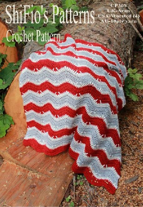 Crochet Pattern #365