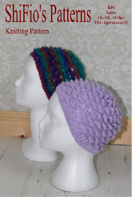 Knitting Pattern #4