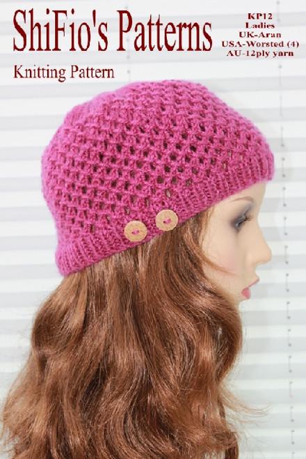 Knitting Pattern #12