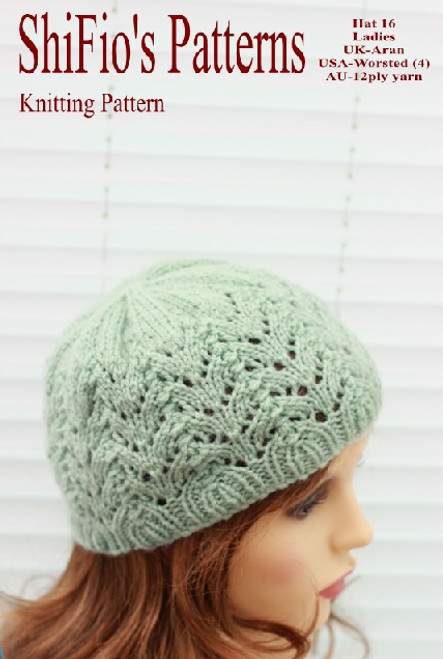 Knitting Pattern #16