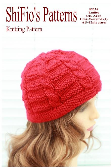 Knitting Pattern #24
