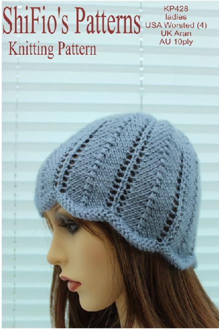 Knitting Pattern #428