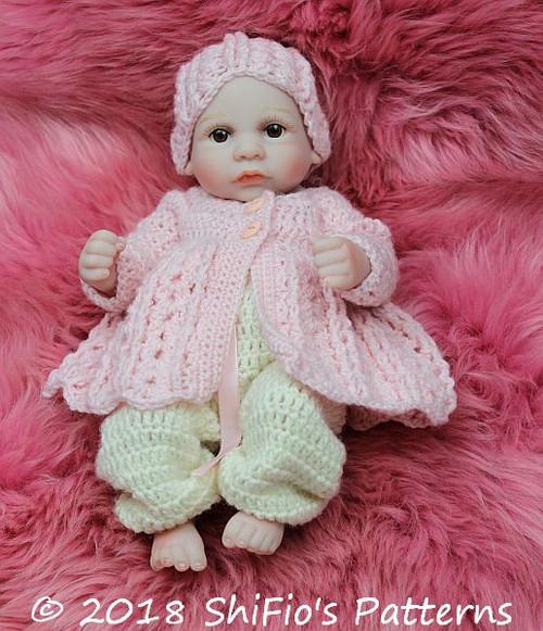 Crochet Pattern #369
