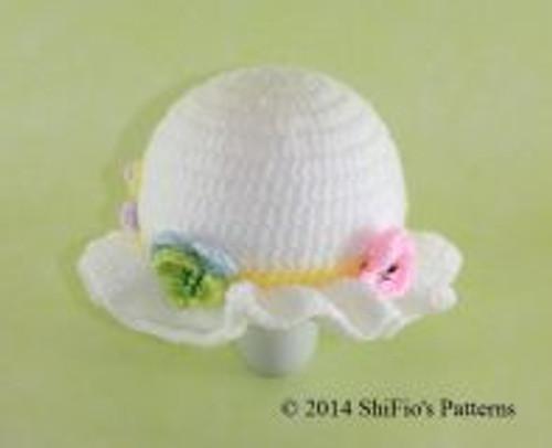 Crochet Pattern #276e