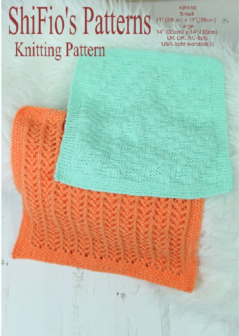knitting pattern #440