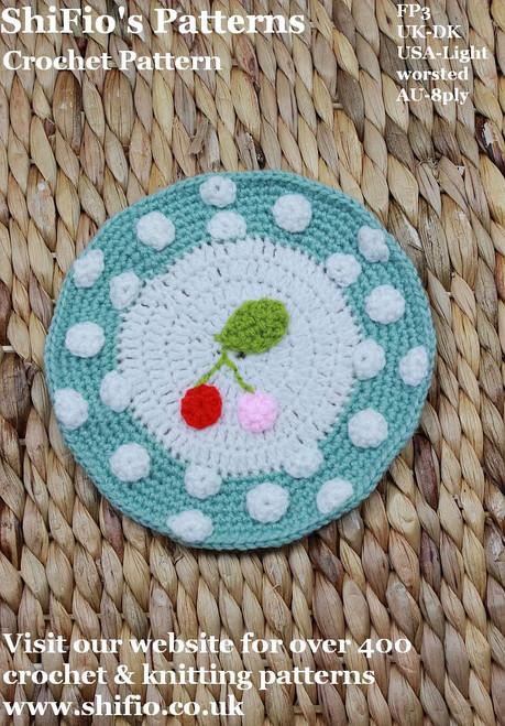 Free Crochet Pattern #FP3