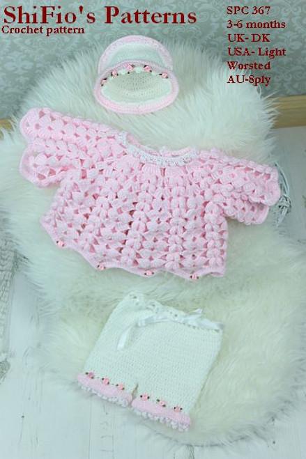 Crochet Pattern #367