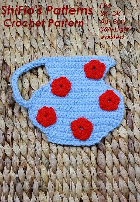 Free Crochet Pattern #FP4