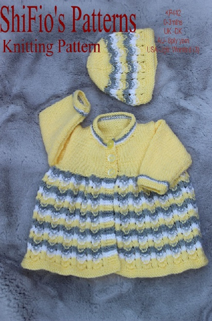 Knitting Pattern #442