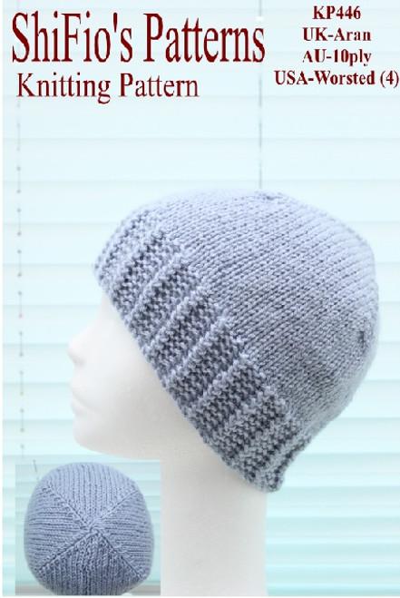 Knitting Pattern #446