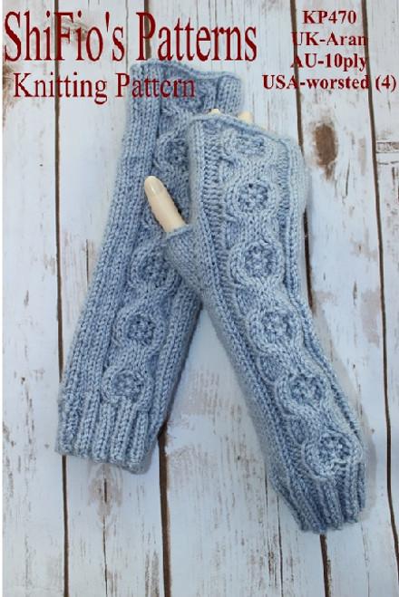Knitting Pattern #470