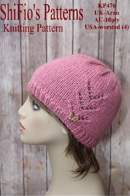 Knitting Pattern #476