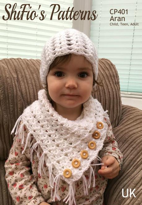 Crochet Pattern # 401