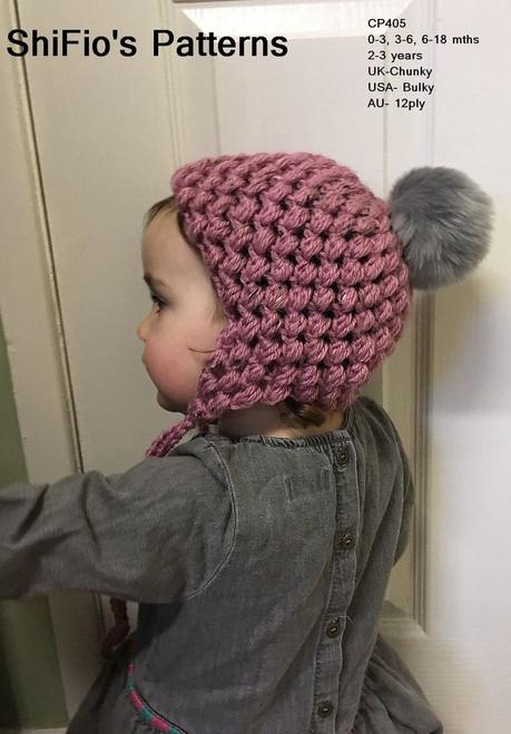 Crochet Pattern #405