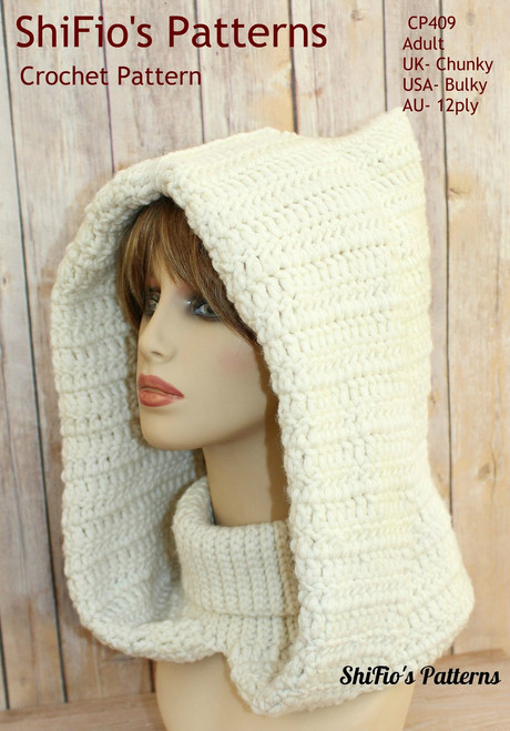 Crochet Pattern #409