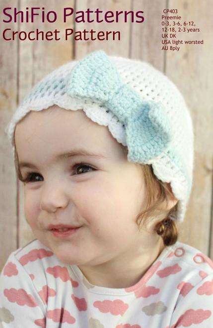 Crochet Pattern #403