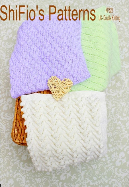 Knitting Pattern #528