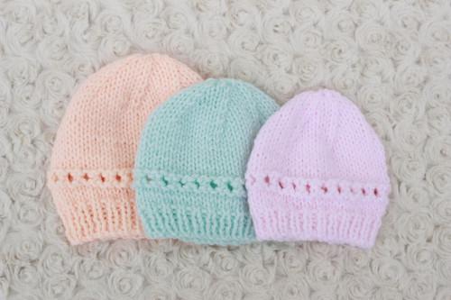 knitting pattern 530