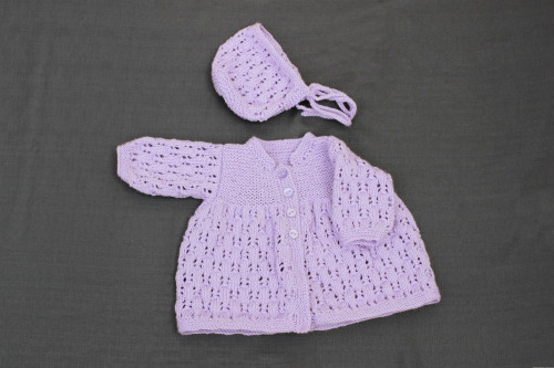 Knitting Pattern #532