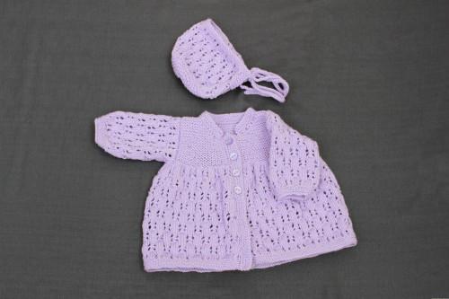 Knitting pattern #532