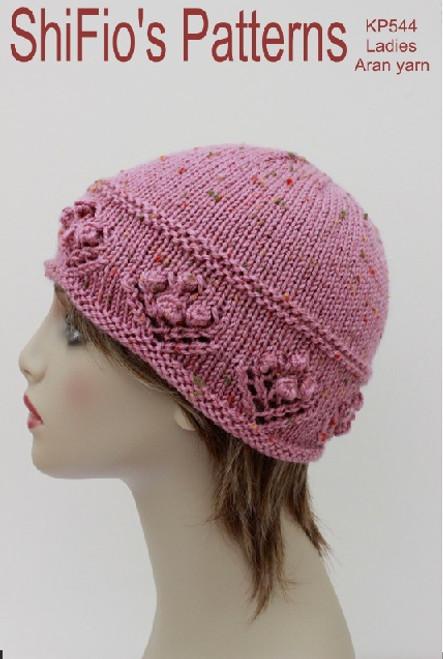 Knitting Pattern #544