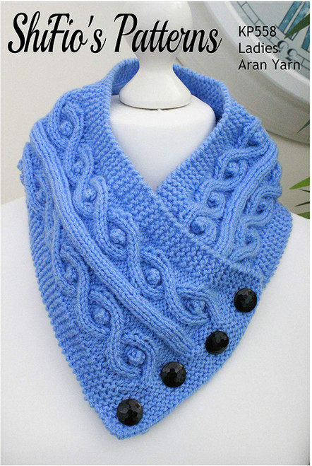 Knitting Pattern #558