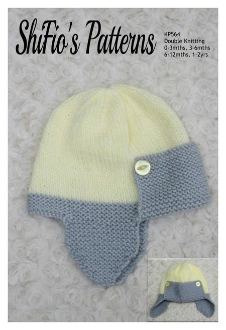 Knitting pattern #564