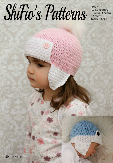 Crochet Pattern #377