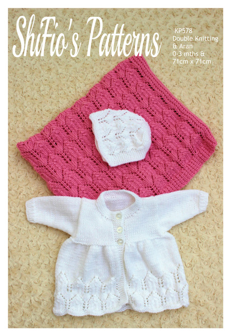 Knitting Pattern #578