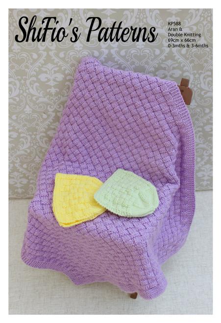 Knitting Pattern #588