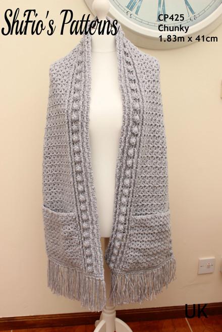 Crochet Pattern #425
