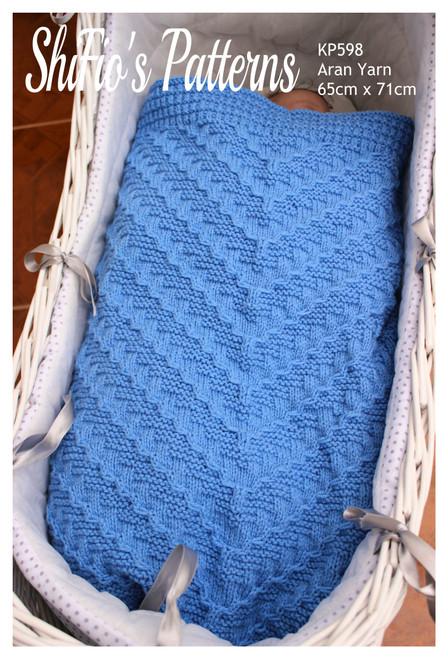 Knitting Pattern #598