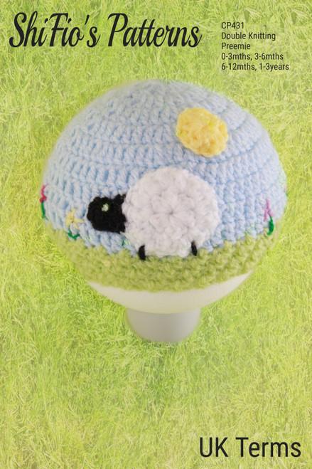 Crochet Pattern #431