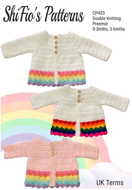 Crochet Pattern #433