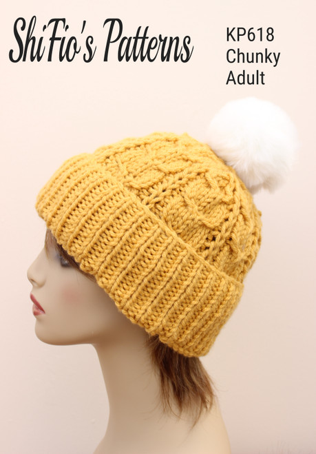 Knitting Pattern #618
