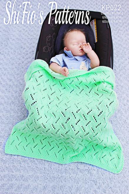Knitting Pattern #622