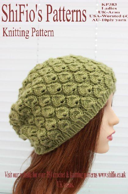 83a7e0352c30ac Knitting Pattern  383
