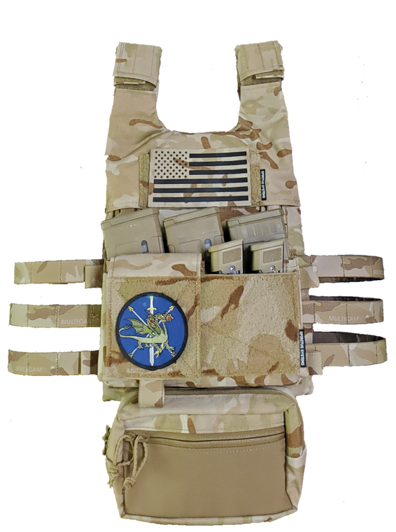 Covert Multicam Arid - Medium
