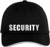 Black reflective Security Cap