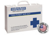 #100 ANSI Premium First Aid Kit Metal - ERB 17138