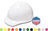 Americana Hard Hat with 4 Pt Ratchet