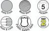 S345 Safety Vest Attributes