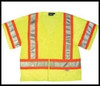 Class 3 Mesh Safety Vest with Contrasting Trim - ERB S26