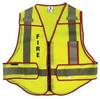 Basic Mesh Fire Incident Command Vest