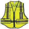 Basic Mesh Police Incident Command Vest