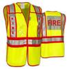 Fire Fighter Public Safety Vest