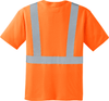 Safety Orange Class 2 Pocket T shirt