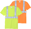 Safety T Shirt Class 2 with Pocket