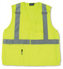 Class 2 Breakaway Safety Vest Lime - ERB S360